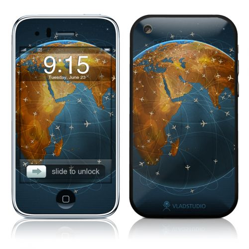 Airlines iPhone 3GS Skin