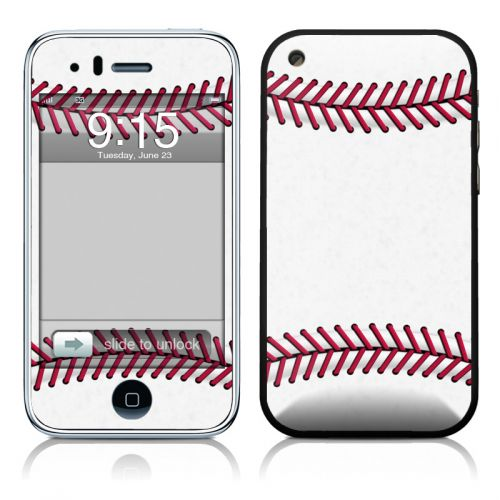 Baseball iPhone 3GS Skin