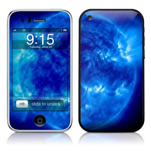 Blue Giant iPhone 3GS Skin