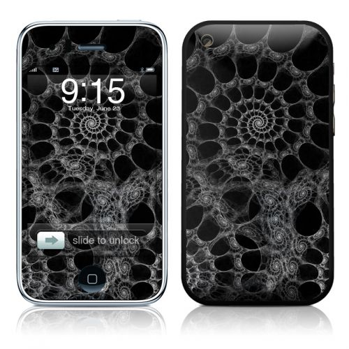 Bicycle Chain iPhone 3GS Skin