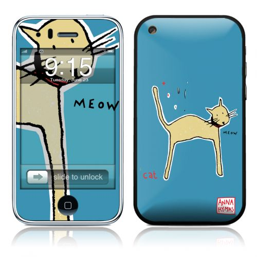 Cat iPhone 3GS Skin