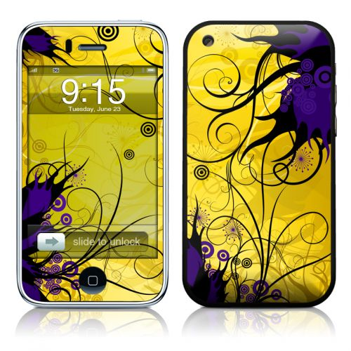 Chaotic Land iPhone 3GS Skin