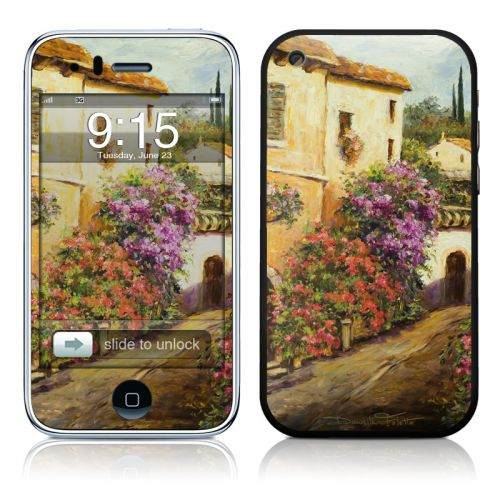 Via Del Friori iPhone 3GS Skin