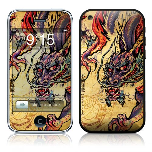 Dragon Legend iPhone 3GS Skin