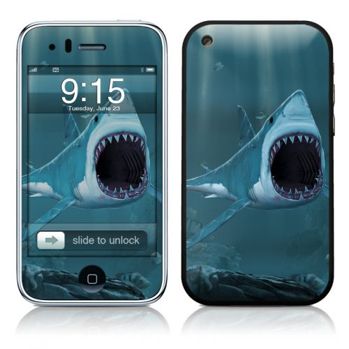 Great White iPhone 3GS Skin