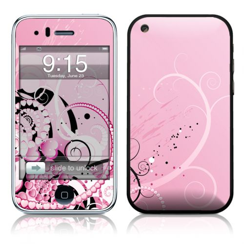 Her Abstraction iPhone 3GS Skin