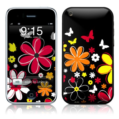 Laurie's Garden iPhone 3GS Skin