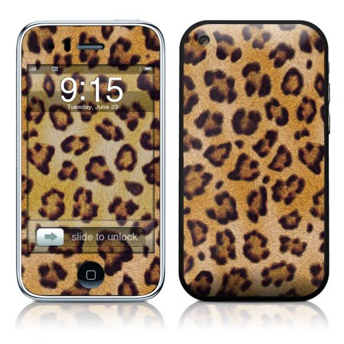 Leopard Spots iPhone 3GS Skin