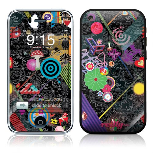 Play Time iPhone 3GS Skin