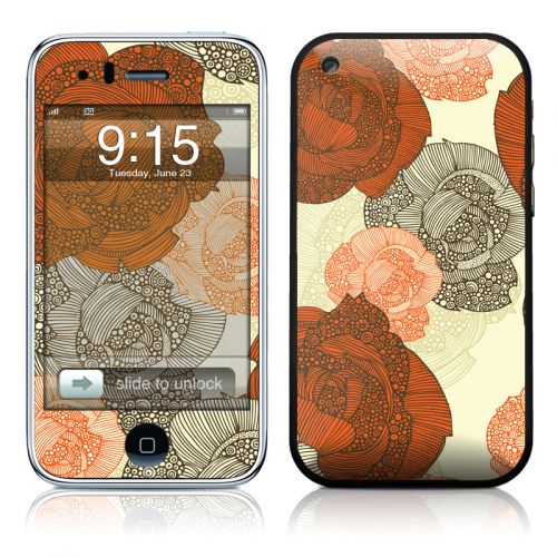 Roses iPhone 3GS Skin