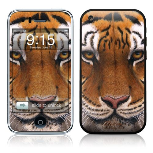 Siberian Tiger iPhone 3GS Skin