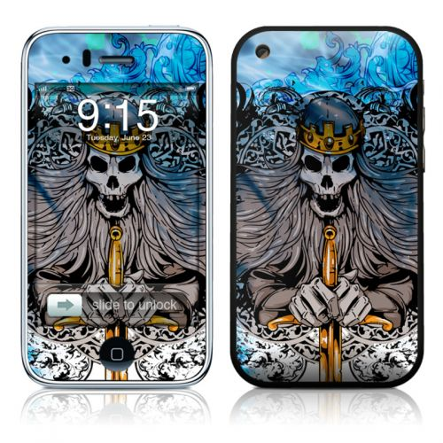 Skeleton King iPhone 3GS Skin