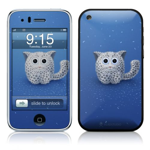 Snow Leopard iPhone 3GS Skin