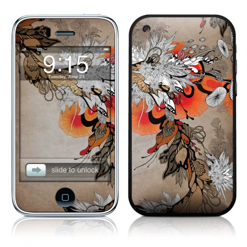 Sonnet iPhone 3GS Skin