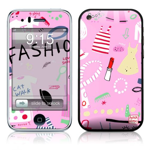 Tres Chic iPhone 3GS Skin