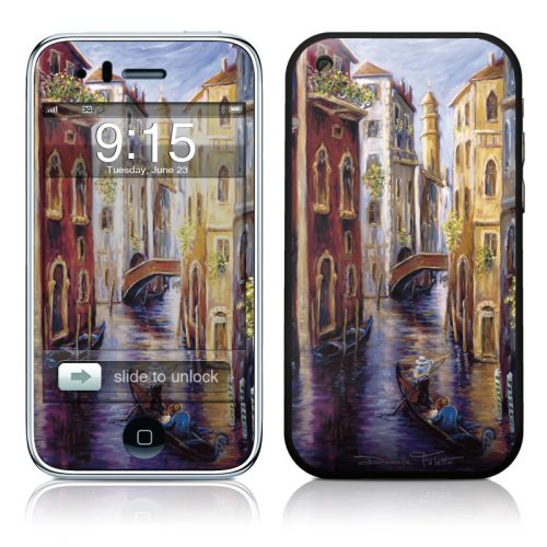 Venezia iPhone 3GS Skin