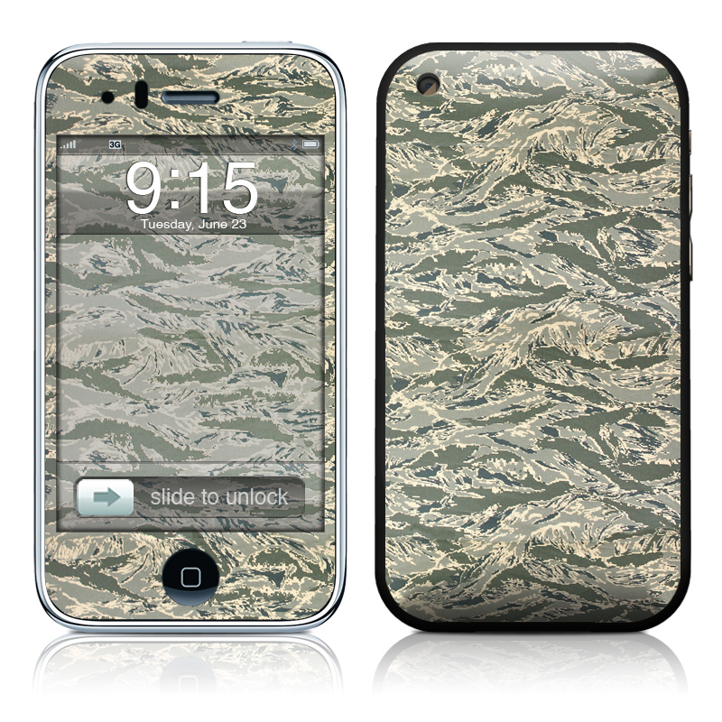 ABU Camo iPhone 3GS Skin