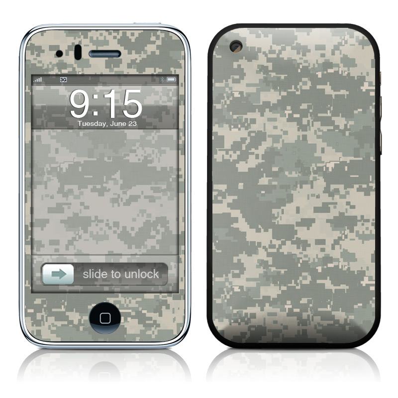 ACU Camo iPhone 3GS Skin