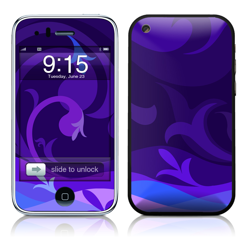 Arabian Night iPhone 3GS Skin