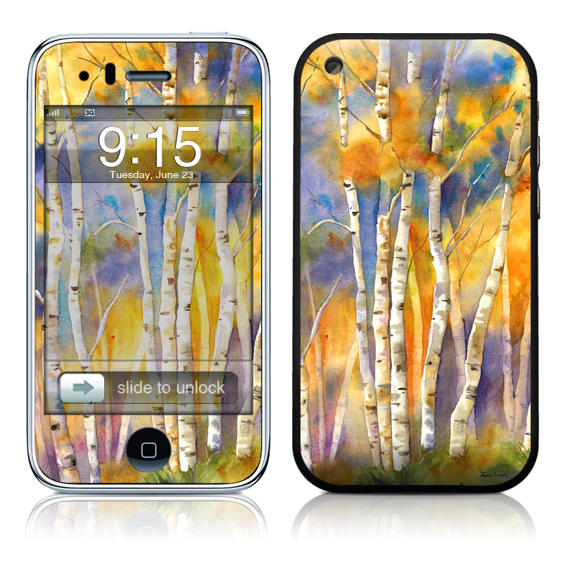 Aspens iPhone 3GS Skin