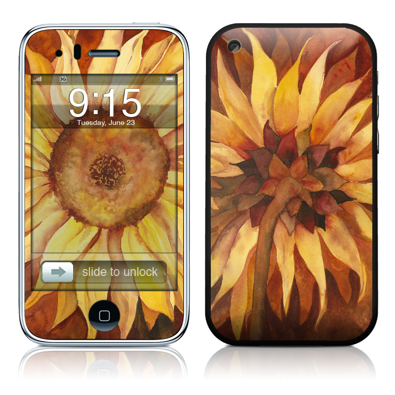Autumn Beauty iPhone 3GS Skin