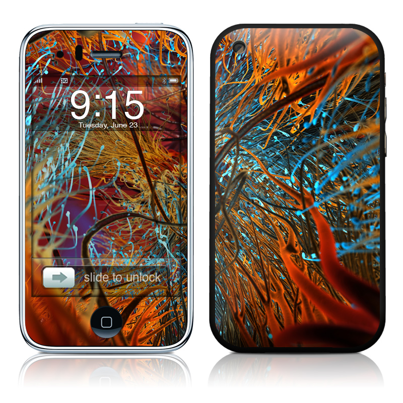 Axonal iPhone 3GS Skin