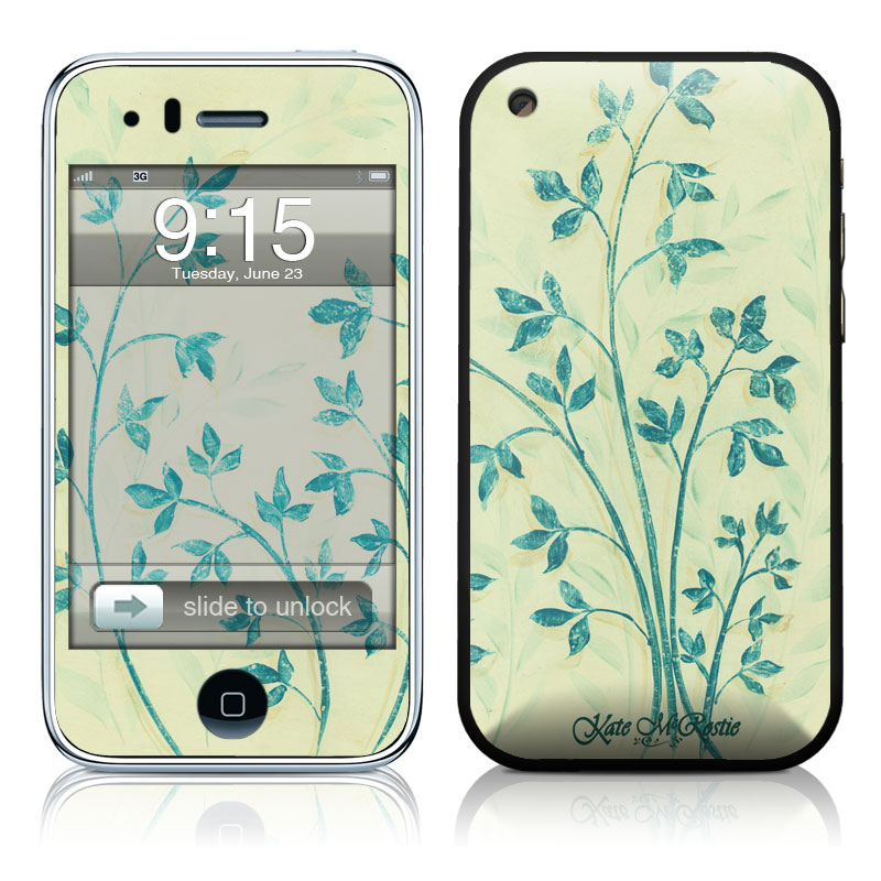 Beauty Branch iPhone 3GS Skin