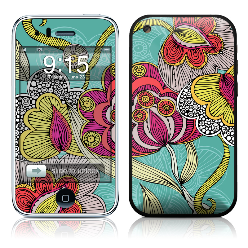Beatriz iPhone 3GS Skin
