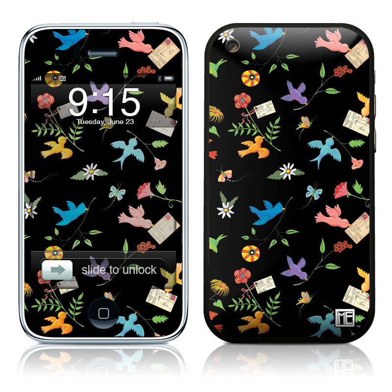 Birds iPhone 3GS Skin