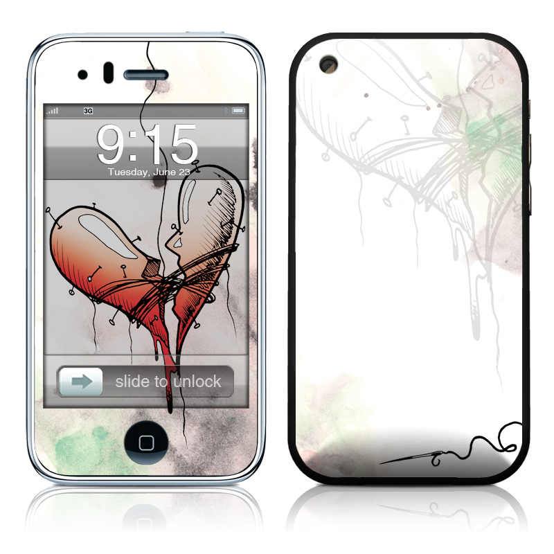 Blood Ties iPhone 3GS Skin