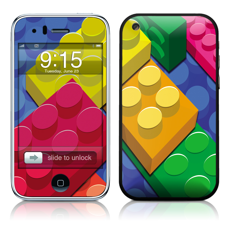 Bricks iPhone 3GS Skin