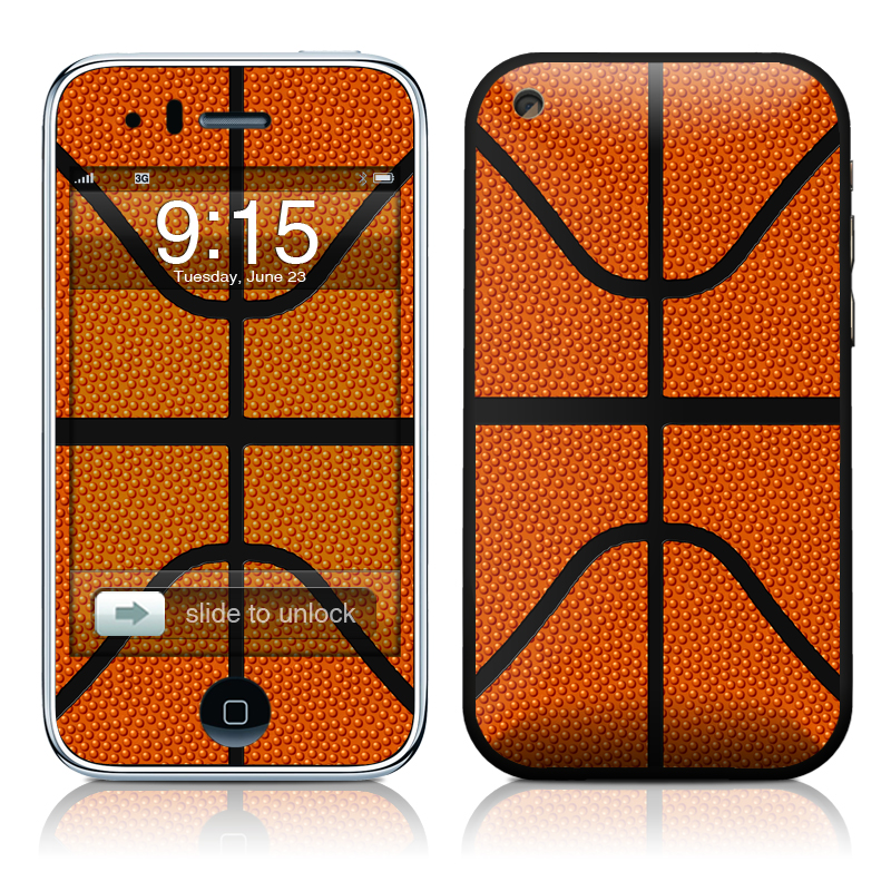 Basketball iPhone 3GS Skin