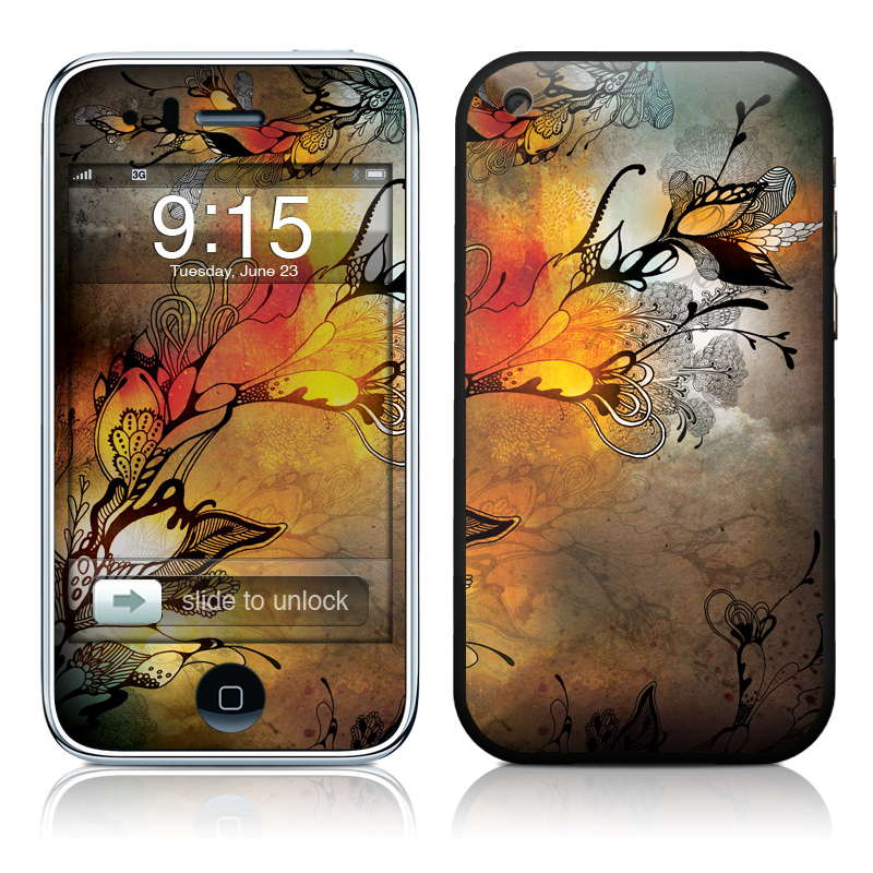Before The Storm iPhone 3GS Skin