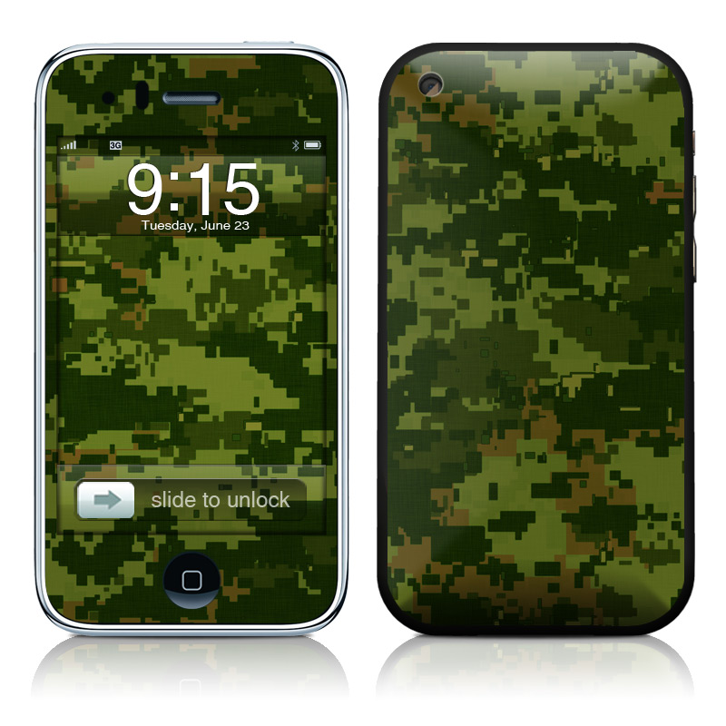 CAD Camo iPhone 3GS Skin