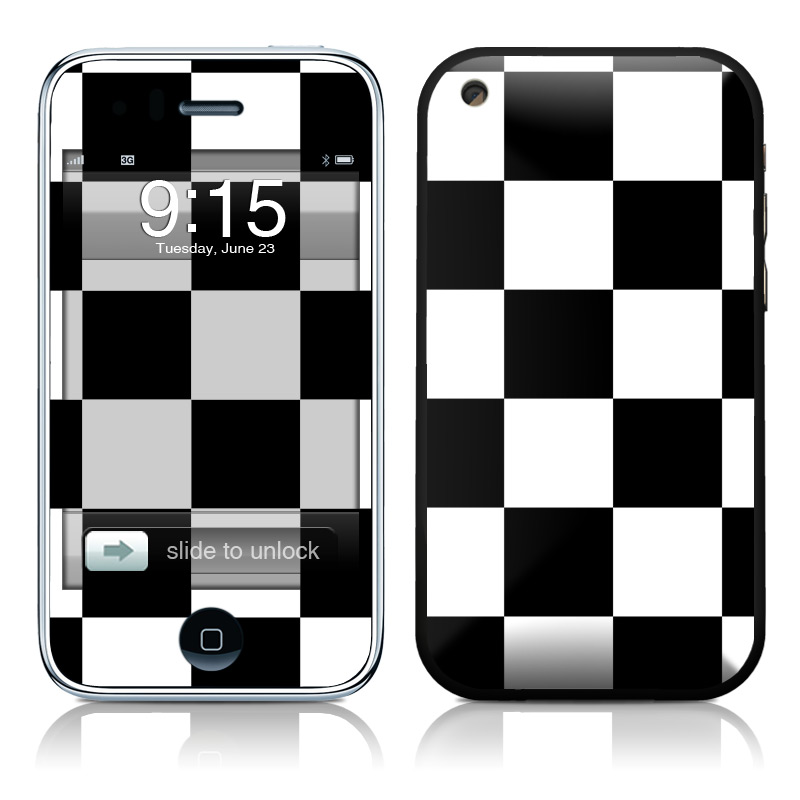 Checkers iPhone 3GS Skin