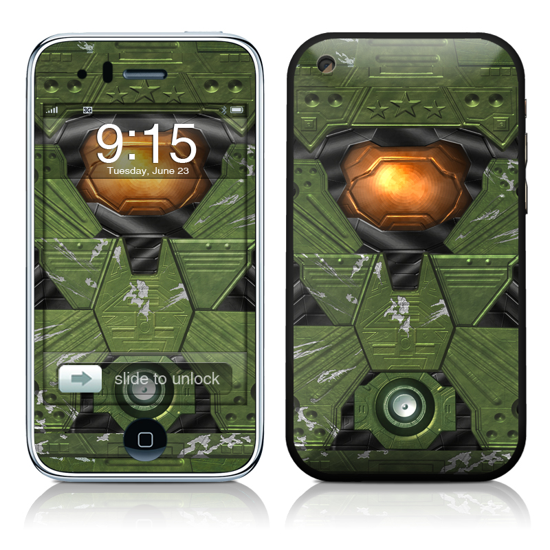 Hail To The Chief iPhone 3GS Skin
