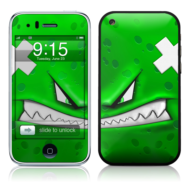 Chunky iPhone 3GS Skin
