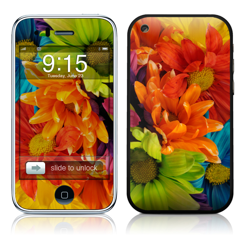 Colours iPhone 3GS Skin