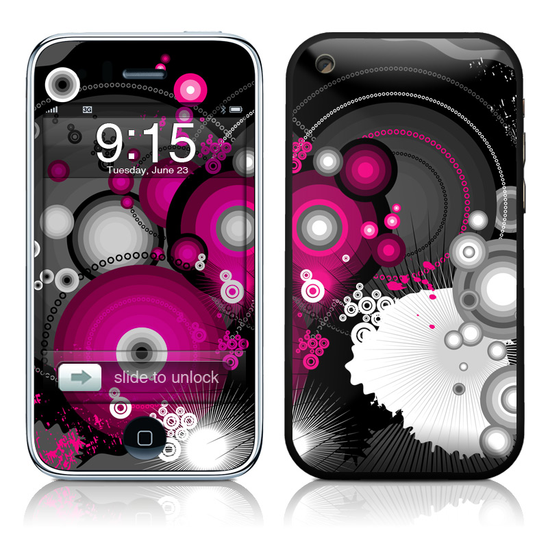 Drama iPhone 3GS Skin