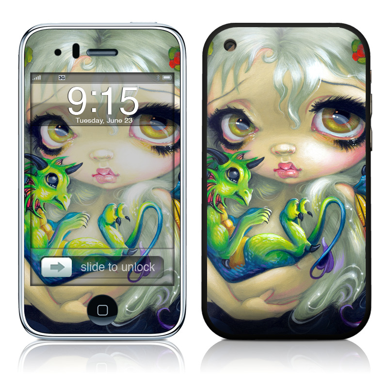 Dragonling iPhone 3GS Skin