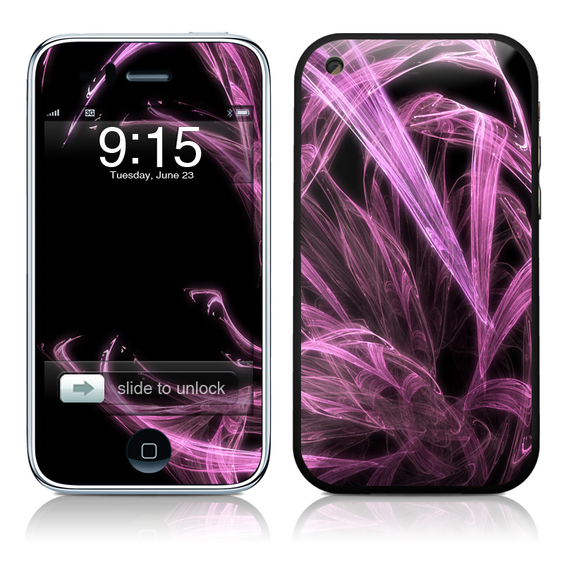 Energy Blossom iPhone 3GS Skin