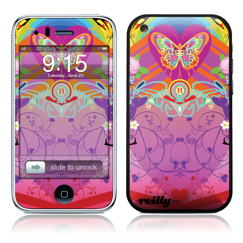 Ecstacy iPhone 3GS Skin
