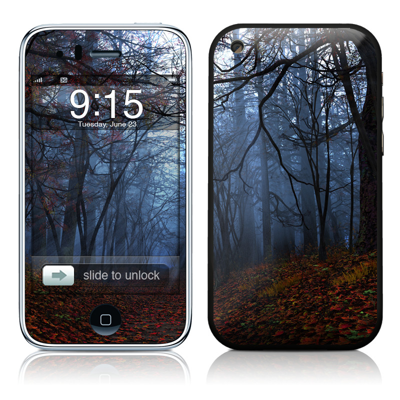 Elegy iPhone 3GS Skin