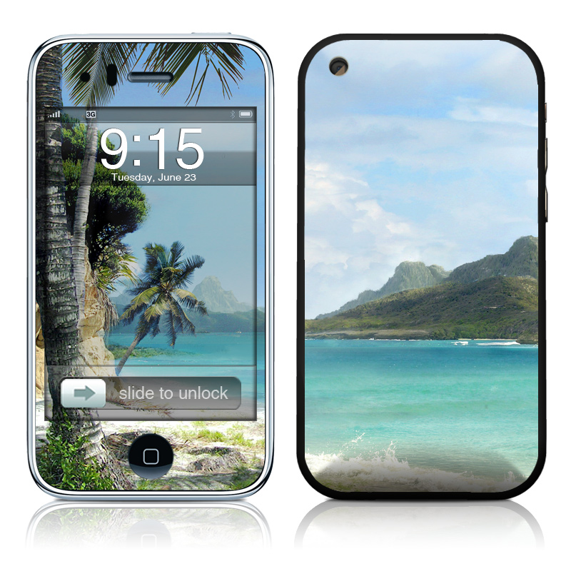 El Paradiso iPhone 3GS Skin