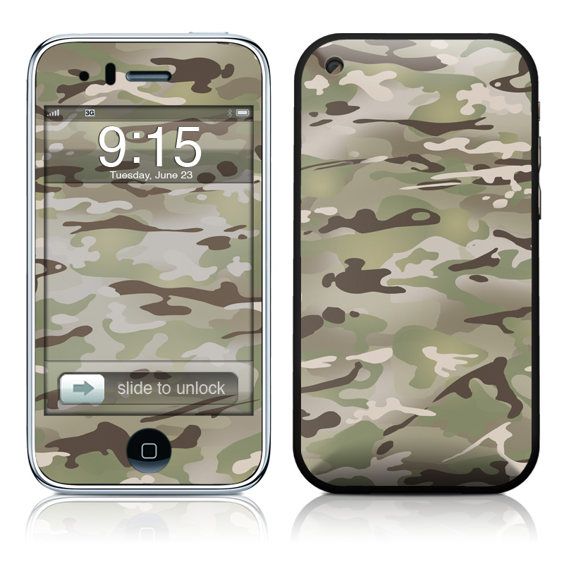 FC Camo iPhone 3GS Skin