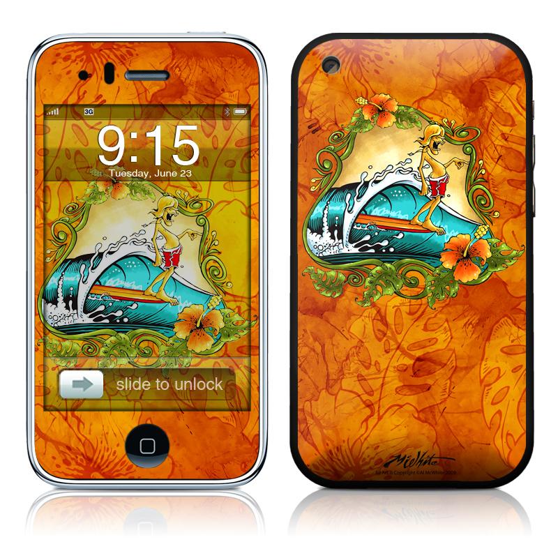 Five Slide iPhone 3GS Skin