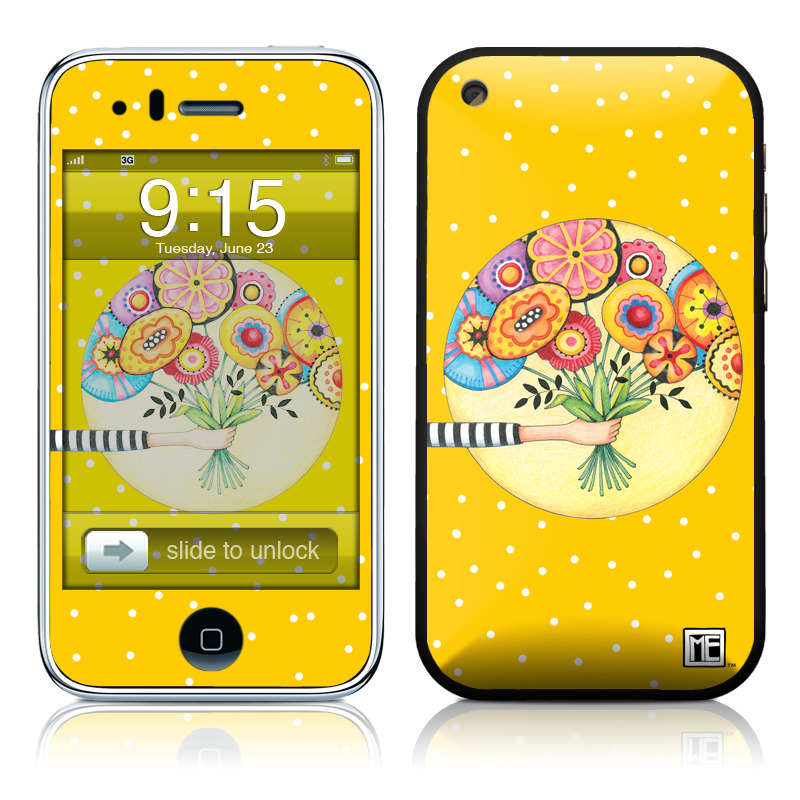Giving iPhone 3GS Skin