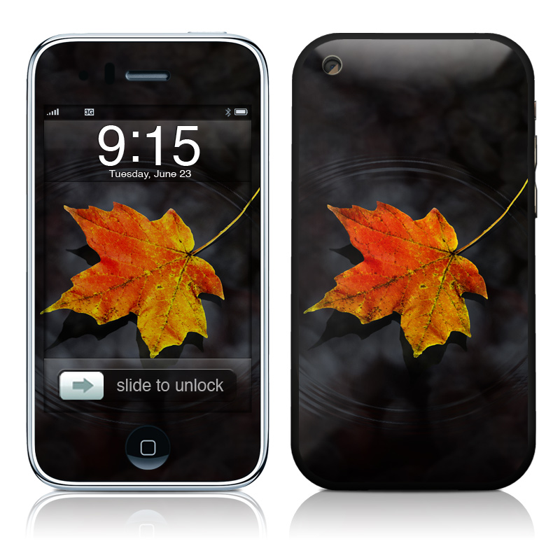 Haiku iPhone 3GS Skin