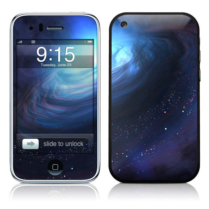 Hidden Forces iPhone 3GS Skin