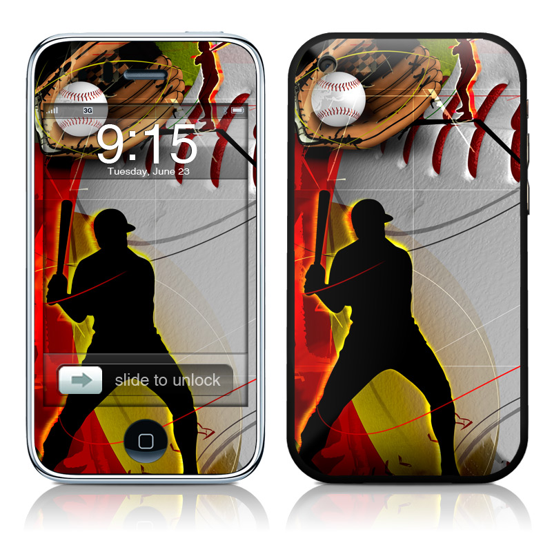 Home Run iPhone 3GS Skin